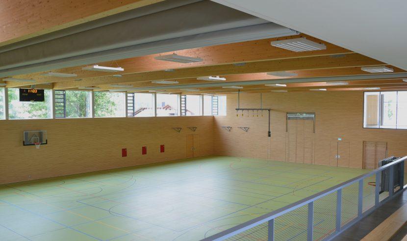 Sporthalle 6